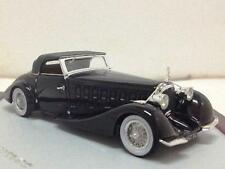 CHROMES CH43 - Voisin C15 Saliot Roadster 1934 noir 1/43