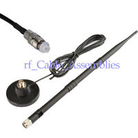 3G 9dB magnetic GSM/3G/UMTS/CDMA antenna strong magnetic base FME Female New