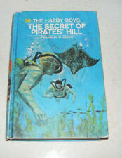 The Hardy Boys Series #36 - The Secret of Pirates Hill, Franklin W Dixon