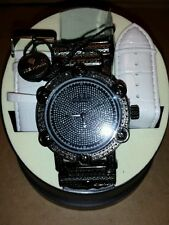Brand New ICE MAXX 5000 Leather Men's Watch