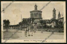 BERGAMO TREVIGLIO 27 Cartolina 1943 MA viaggiata 1948