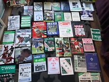 More details for celtic away friendly football programmes