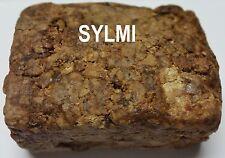 1/2Lb PREMIUM Organic Grade A Raw African BLACK SOAP 100%NATURAL Herbal 8oz/227g