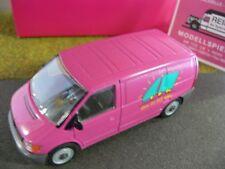 1/43 NZG MB Vito Kastenwagen pink ''Ohne uns läuft nichts!''420/421