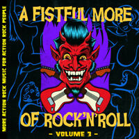 Various Artists - Fistful More Of Rock N' Roll Vol. 3 / Various [New CD]