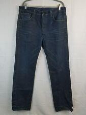 Levi's 501 Jeans Men Original Straight Leg Button Fly 36 x 34  (Actual 38 x 37)