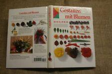 Fachbuch Floristik, Blumenbinden, Blumenstrauß, Blumenladen, Blattwerk, Florist
