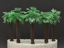 DioDump DD093 Palm Trees #2 (5 pieces) 8 -9 cm for H0 or 1:72 diorama scenery