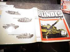 HISTOIRE ILLUSTREE DES BLINDES / Char Tank Panzer : A Halles : C Demand