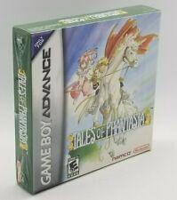 Tales of Phantasia (Nintendo Game Boy Advance, 2006) RARE RPG, NEW SEALED H-SEAM