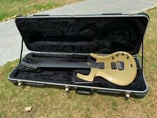 1995 Parker Fly Deluxe Gold Electric Guitar w/ Original Case