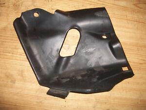 Triumph Trophy 1200 1999 Left Tank Infill Panel