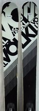 15-16 Volkl Kendo Used Men's Demo Skis w/Bindings Size 170cm #230628