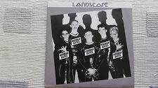 Landscape - Norman Bates (Rare/Near Mint) 1981 Original UK 12""