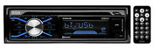 Boss 508UAB Single-DIN Car CD/MP3 Player Receiver w/Bluetooth USB/SD/Aux+Remote