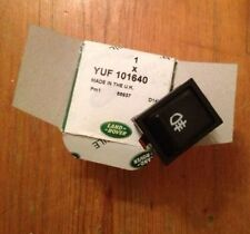Land Rover Rear Electrical Components