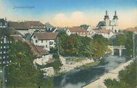 Ansichtskarte Donaueschingen 1918  (Nr.752)