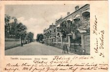 1901 Germany Offices in China Boxer Rebellion - Tientsin Postcard to Württemberg