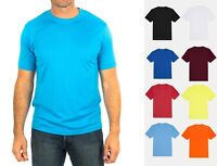 Mens Short Sleeve T Shirt G3 Wicking Breathable Top Sports Running Gym Cool Dry