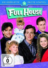 FULL HOUSE, Staffel 3 (John Stamos, Bob Saget) 4 DVDs NEU+OVP