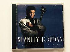 Flying Home by Stanley Jordan, CD, 1988, EMI/Manhattan, jazz fusion, Mint