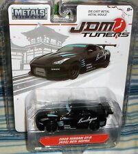 2017 Jada JDM R35 Tuners 2009 Black Nissan GT-R Ben Sopra Diecast 8+ China