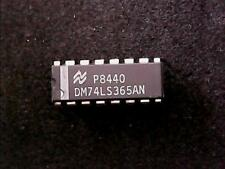 DM74LS365AN - National Semiconductor Buffer/Line Driver 74LS365 (DIP-16)