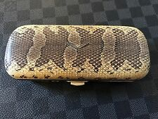Genuine Vertu Signature S Snake Skin one of a Kind Super RARE Exotic Must Have