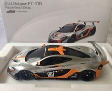 McLaren P1 GTR TSM Model 1 18