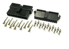 20 SET 2.5mm JST-SM 11-Pin Female+Male connector housing & Crimp Pin Terminal