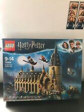 Brand New LEGO Harry Potter Hogwarts Great Hall (75954)