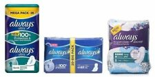 Always Ultra Normal Plus 26, Ultra Night 20, Long Plus Pads 8