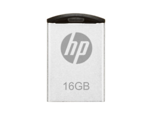 HP v222w (16GB/32GB/64GB) USB 2.0 Flash Drive Metal (Gray)