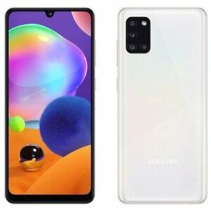Samsung Galaxy A31 128GB 4GB RAM SM-A315G/DS Dual SIM Smartphone (Unlocked)