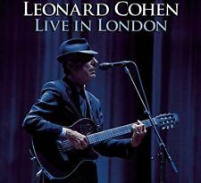 Leonard Cohen Live in London (July 17th, 2008)  [2 CD]
