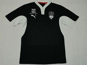 Puma Lyon Lou 1896 Rugby Jersey Shirt Trikot Maillot Camiseta Triko Vintage Gr S