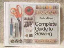 READER'S DIGEST COMPLETE GUIDE TO SEWING 1976 HB Readers 1st Print FREE SHIP