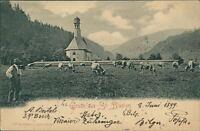 Ansichtskarte St. Blasien 1899  (Nr.936)