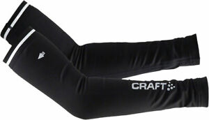 Craft Cycling Arm Warmer - Black, Unisex, X-Small/Small