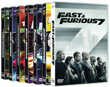 FAST AND FURIOUS COLLECTION 7 FILM (7 DVD) con Vin Diesel, Paul Walker
