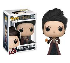 Once Upon a Time Regina with Fireball Pop! Vinyl Figure Funko #382