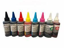 8x100ml Premium refill ink for Canon pro 9000 pro9000 MK II