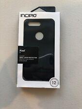 Incipio DualPro Series Dual Layer Case Cover for Google Pixel 5 - Black