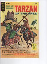 Tarzan #177 Gold key comic Book 1968