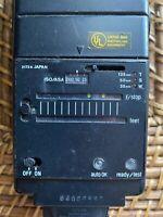 Vintage Sunpak Auto Zoom 933 Dedicated Pentax Camera Flash
