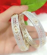 India Pakistan Bollywood American Diamond Multi Bracelets Free Size Daily Wear