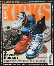 SLAM BASKETBALL MAGAZINE KICKS 2018 NEW SNEAKERS SHOES NBA Michael Jordan