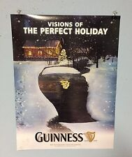 Guinness Beer Poster Visions Of The Perfect Holiday Frozen Stream