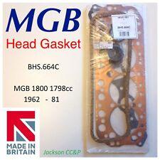 MG  MGB, MGB GT Copper Head Gasket Set BHS.664C AJM1163Z