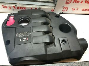 AUDI A4 SALOON ENGINE COVER 1.9 DIESEL AWX 2000>2006 #575
